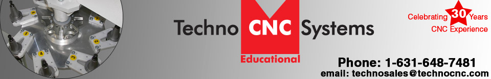 Educational CNC Routers Techno CNC Systems