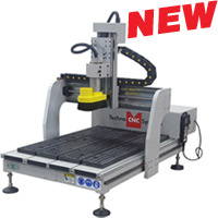 Techno CNC Educational 24x36 Tabletop CNC Router