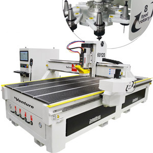 Techno CNC Educational Venture Large Format CNC Router