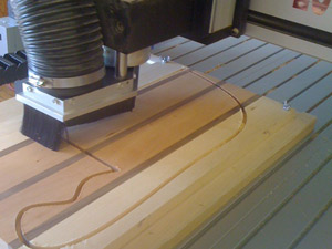Commack Middle School decided on a CAD/CAM/CNC package that included a Techno CNC Router