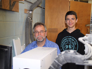 Techno Educational CNC Routers used in Commack Middle School