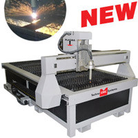 Techno CNC Plasma Cutting System