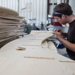 Techno CNC Router played a major role in helping a group of Texas A&M architecture students